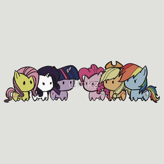 TShirtGifter presents: Pony Group
