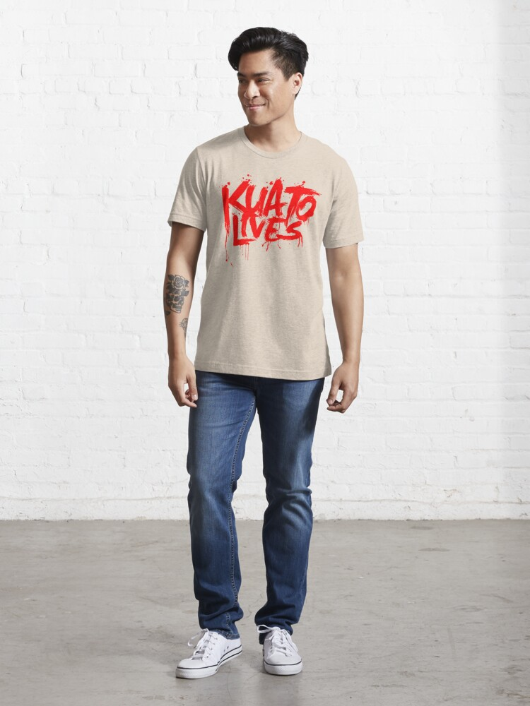 Alternate view of Kuato Lives Essential T-Shirt
