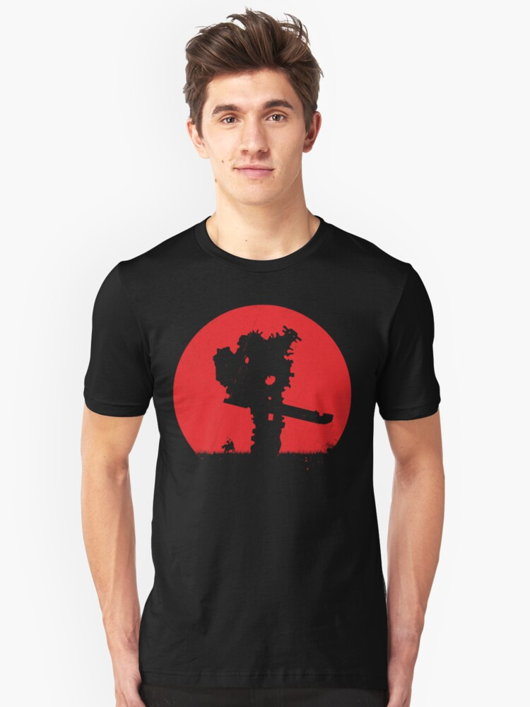 Shadow of the Colossus - V2 Unisex T-Shirt Front