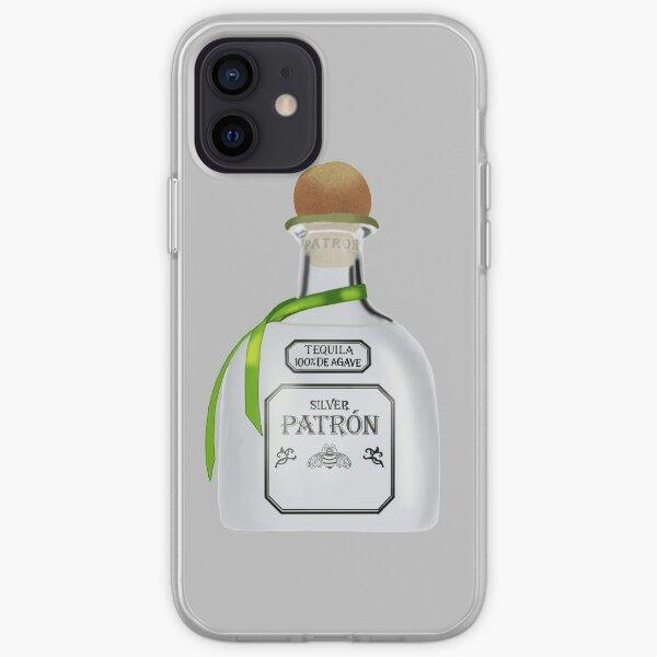 Patron iPhone Soft Case