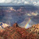 Rainbow by Bob Hortman