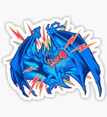 VAMPIRE BAT: STAKED! Sticker