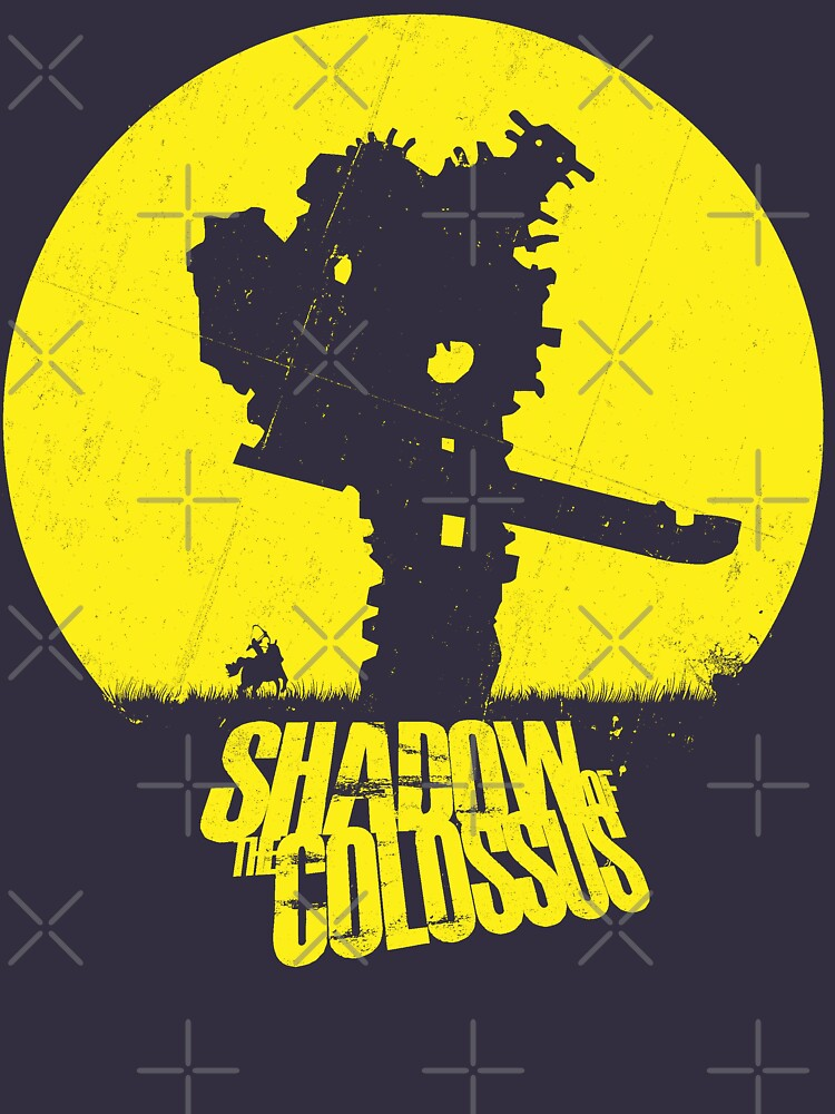 Shadow of the Colossus  by roundrobin