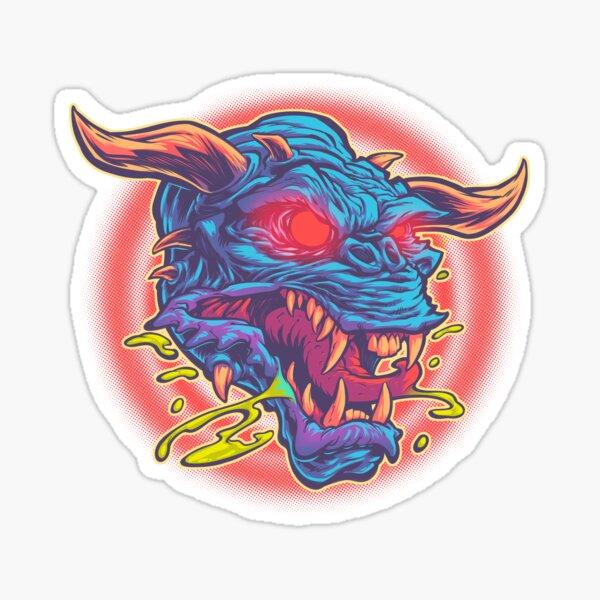 GHOSTBUSTERS: TERROR DOG Sticker