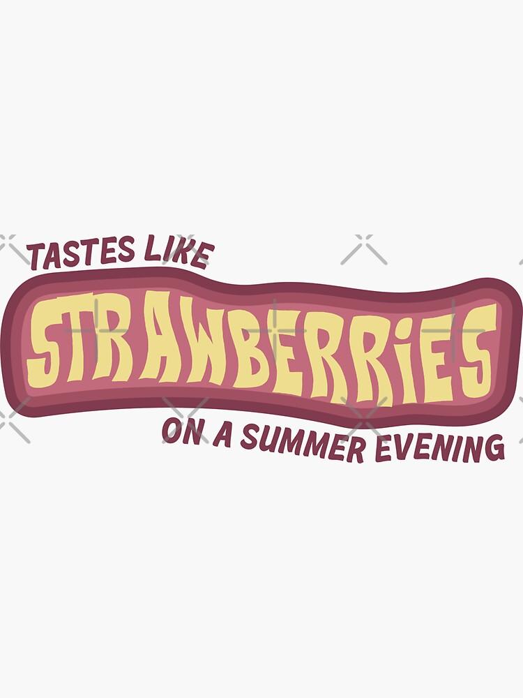 Tastes Like Strawberries... by darrianrebecca