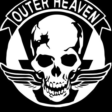 Outer Haven Logo White by misterspotswood
