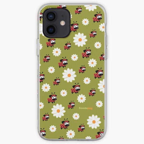 Lady Pug Pattern i-Phone and i-Pod Cases iPhone Soft Case