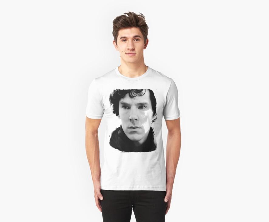 Sherlock by JulieDA