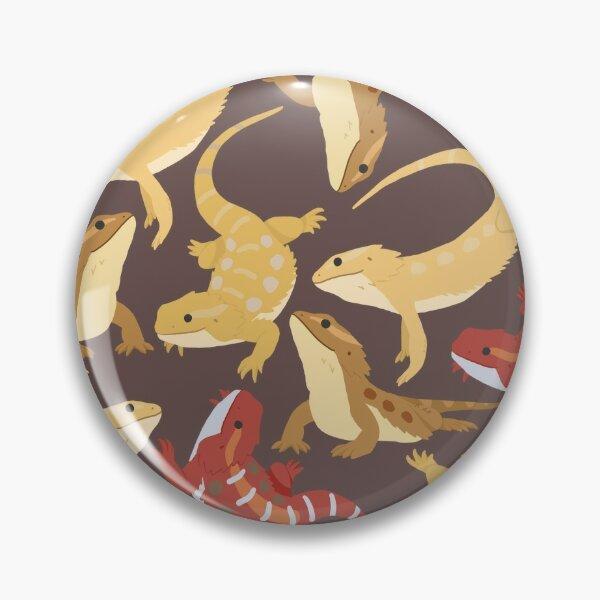 Bearded Dragons  Pin
