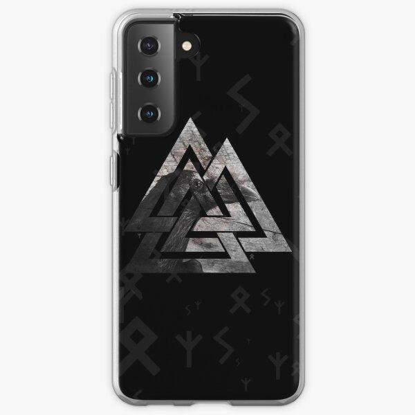 Odin's Raven Samsung Galaxy Soft Case