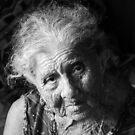 Antonia's portrait by scmooney
