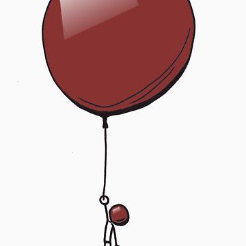 Balloon Boy by adanacog