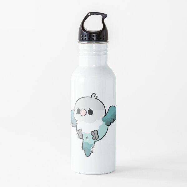 Flying Lovebird - Fischer's (Blue) Water Bottle