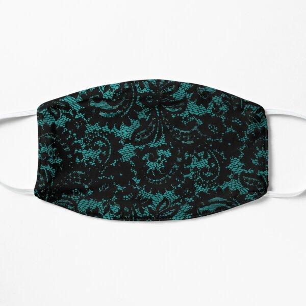Black Lace Flat Mask