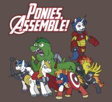 Ponies, assemble!