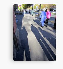 Very Tall People down South Canvas Print