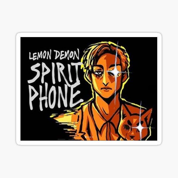Spirit Phone  Sticker