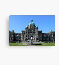 Victoria - The Legislature Canvas Print