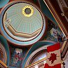 Victoria - Inside The Legislature by rsangsterkelly