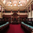 Victoria - Inside The Legislature - The Assembly  by rsangsterkelly