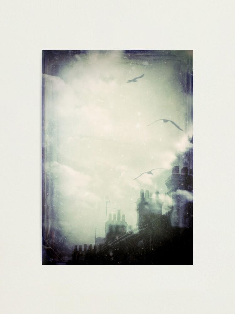Alternate view of Tristesse Photographic Print