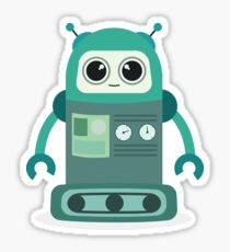 Bill-Bot Sticker