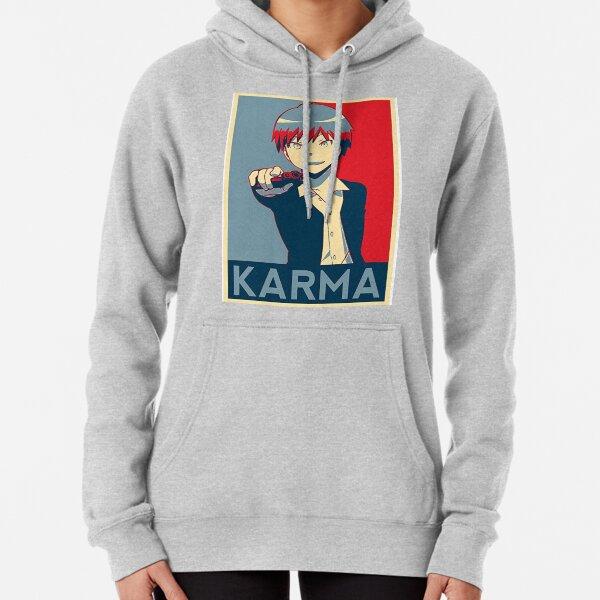Assassination classroom, Karma Akabane fanart ! Sweat à capuche épais