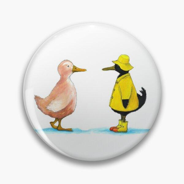 Duck diversity Pin