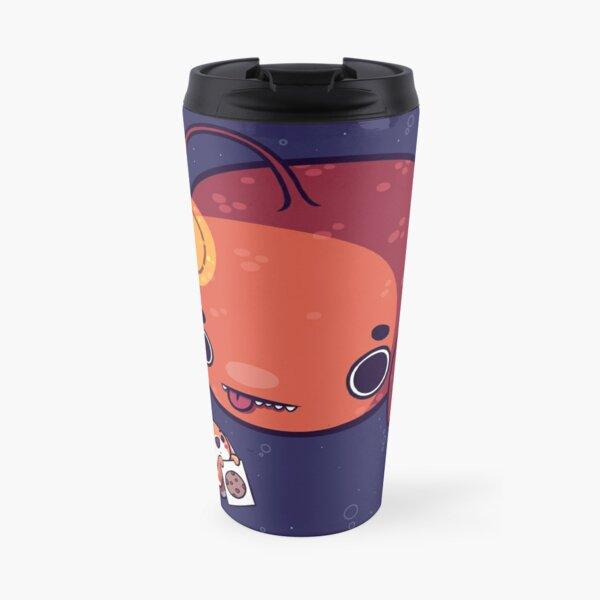 Pupperfish & Anglerfish Travel Mug