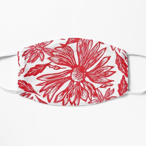 Summer Blanket of Flowers Mask