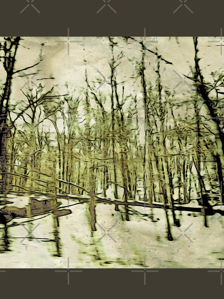 Nature Lovers Gift - Into the Woods Part Deux - Neutral Colors Decor by OneDayArt