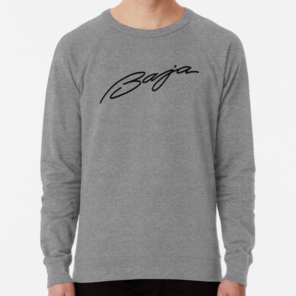 Baja Boats Logo Lightweight Sweatshirt
