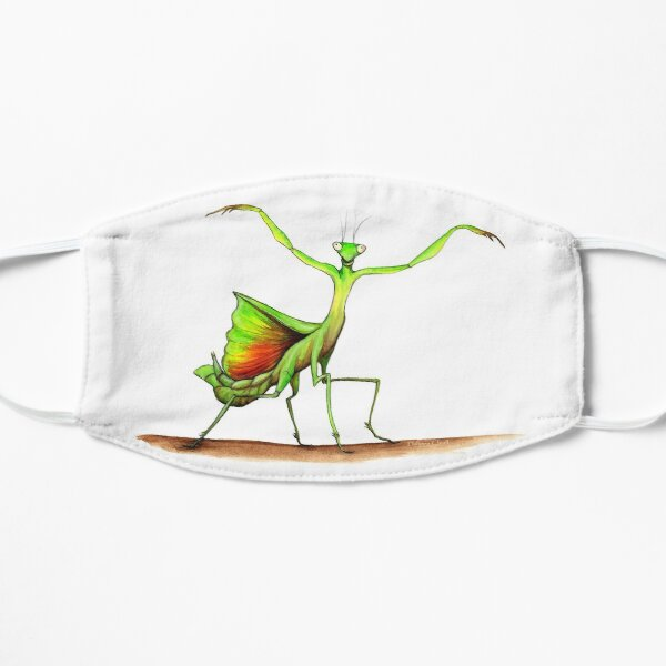 Dancing Mantis Mask
