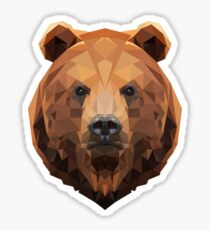Bär Sticker