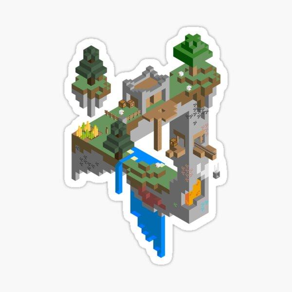 The Overworld Sticker