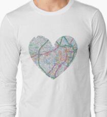 Love Sheffield Long Sleeve T-Shirt