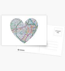 Love Sheffield Postcards