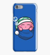 Pocket Kirby  iPhone Case/Skin