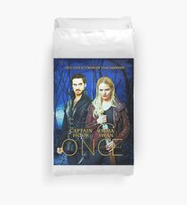 """""""True Love is Stronger than Darkness"""" Duvet Cover"""