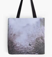 Amoungst the Heather Tote Bag