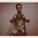 180 Self-portrait by David Reid