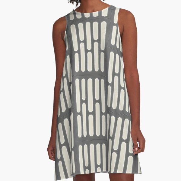 Imperial Wall A-Line Dress