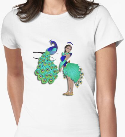 Twisted - Wild Tales: Mohini and the Peacock T-Shirt