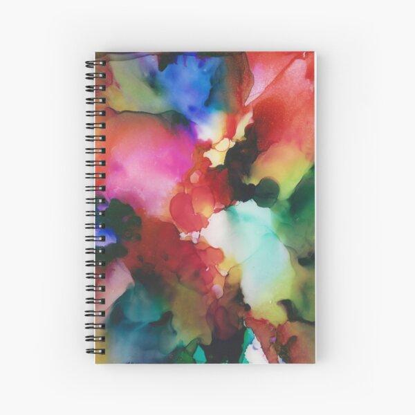 Day 58/100 Spiral Notebook