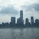 Tall Ships Parade, Fleet Week, New York Harbor, New York City, New World Trade Center in Backround, May 23, 2012 by lenspiro