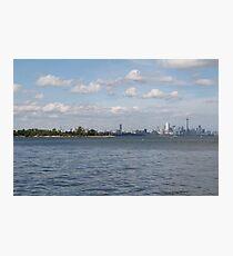 "Toronto (The 6) Skyline ""Halves"" Photographic Print"