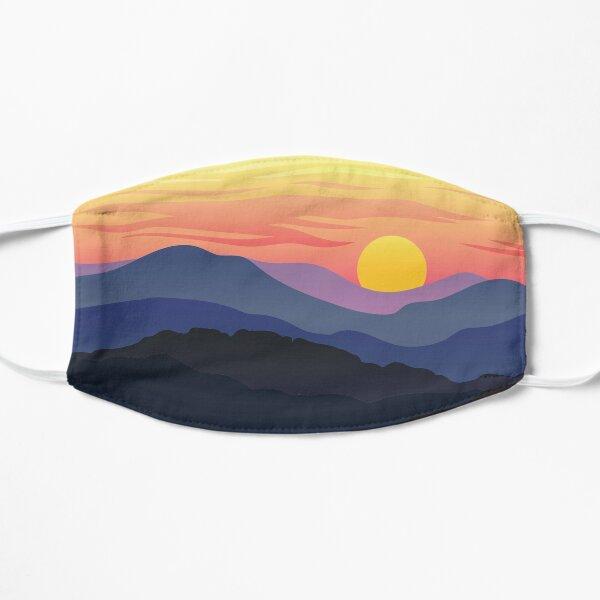 Sunset Mountains 2.0 Mask