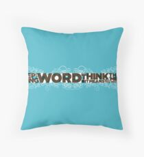 Inconceivable! Throw Pillow