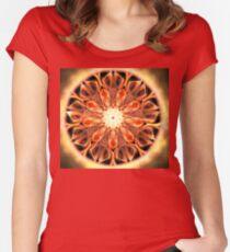 Grapefruit Women's Fitted Scoop T-Shirt