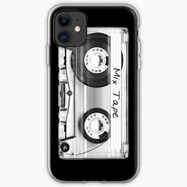 Audio Cassette / Mix Tape iPhone Case iPhone Soft Case